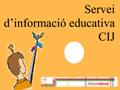 Servei d'informació educativa