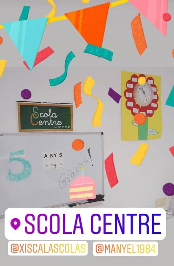 Scola Centre