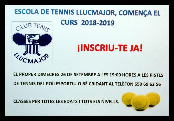 Tenis Llucmajor